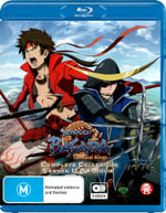 Sengoku Basara Samurai Kings : Seasons 1 and 2 + Movie - Liam OBrien