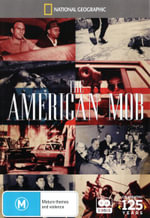 National Geographic : The American Mob - Not Specified