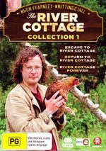 The River Cottage : Collection 1 (Escape to River Cottage / Return to River Cottage / River Cottage Forever) - Hugh Fearnley-Whittingstall
