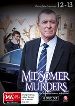 Midsomer Murders : Season 12-13 Box Set - Neil Dudgeon