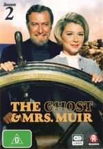 The Ghost and Mrs Muir : Season 2 - Hope Lange
