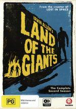 Land of the Giants : Season 2 - Don Marshall