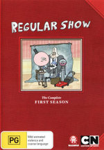 Regular Show : Season 1 - J.G. Quintel