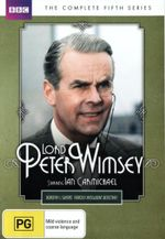 Lord Peter Wimsey : Series 5 - Roy Boutcher