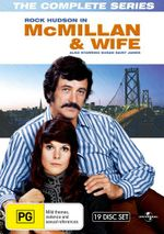 McMillan and Wife : The Complete Series - Nancy Walker