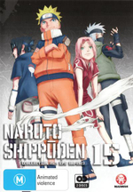 Naruto Shippuden : Collection 15 (Eps 180-192) - Noriaki Sugiyama