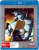 Fullmetal Alchemist : Brotherhood - Series Collection II (Eps 40-64 + Ova) (Limited Edition) - Iemasa Kayumi
