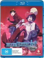 Blue Exorcist : Volume 4 - Tobias Diakow