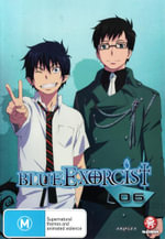 Blue Exorcist : Volume 06 (Episodes 22 - 25) - Tobias Diakow