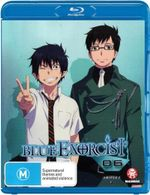 Blue Exorcist : Volume 6 (Bilingual Edition)