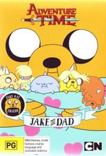 Adventure Time : Jake the Dad (With Jake Hat) (Collection 5) - Hynden Walch