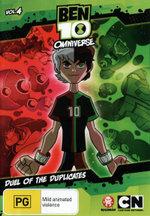 Ben 10 : Omniverse: Duel of the Duplicates - Volume 4 - Eric Bauza