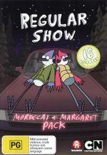 Regular Show : Mordecai and Margaret Pack - J.G. Quintel