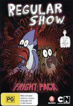 Regular Show Fright Pack - J.G. Quintel