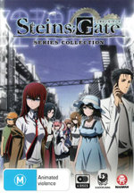 Steins Gate : Series Collection