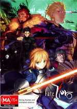 Fate/Zero : W/ Limited Collector's Box - Lucien Dodge
