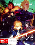 Fate/Zero Collection 01 W/ Limited Collector's Box