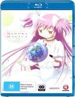 Puella Magi Madoka Magica The Movies : Part 1 Beginnings / Part 2 Eternal (Limited Edition) - Emiri Katou