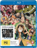 One Piece Movie : Strong World