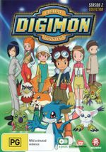 Digimon : Digital Monsters (Collection) Season 2 Epi 1-50 - Tom Fahn