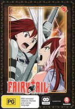 Fairy Tail : Collection 8 (Season 2 Episodes 85-96) - Stephen Hoff