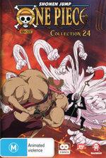 One Piece (Uncut) Collection 24 (Season 5 Episodes 288-299) - Laurent Vernin