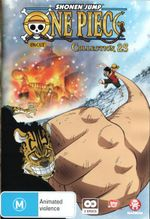 One Piece (Uncut) Collection 25 (Season 5 Episodes 300-312) - Tony Beck