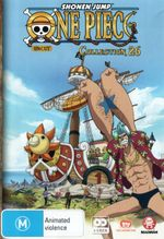 One Piece (Uncut) Collection 26 (Season 5 Episodes 313-324) - Laurent Vernin