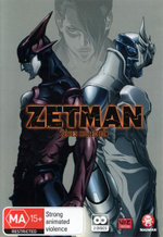 Zetman : Series Collection (The Complete Series. Uncut) - Casey Mongillo
