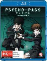Psycho-Pass : Collection 1 - Kinryu Arimoto