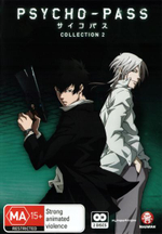Psycho-Pass : Collection 2 - Kinryu Arimoto