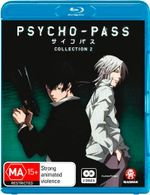 Psycho-Pass : Collection 2
