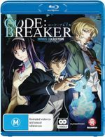 Code : Breaker: Series Collection - Whitney Rodgers