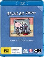 Regular Show : Seasons 1 and 2 - J.G. Quintel
