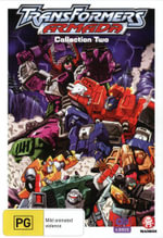 Transformers Armada : Collection 2 - Don Brown