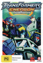 Transformers Energon : Collection 1 - Garry Chalk