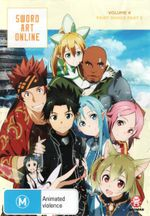 Sword Art Online : Volume 4 Fairy Dance Part 2 (Eps 20-25)