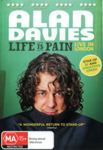 Alan Davies : Life is Pain - Live in London - Alan Davies