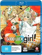 Good Luck Girl! Binbogami Ga! The Complete Series
