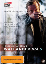 Wallander : Volume 5 - Mats Bergman