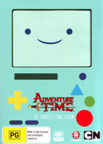 Adventure Time : Season 3 - Hynden Walch