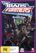 Transformers Animated : Season 2