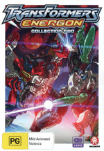Transformers Energon : Collection 2