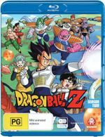 Dragon Ball Z : Season 2 (Episodes 040 - 074) - Joji Yanami