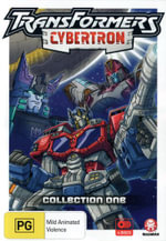 Transformers Cybertron : Collection 1 - Garry Chalk