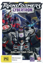 Transformers Cybertron : Collection 2 - Garry Chalk