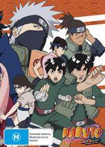 Naruto (Uncut) Mega-Box 1 (Episodes 001-106) (Limited Edition) - Laurent Vernin