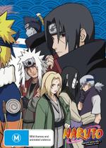 Naruto (Uncut) Mega-Box 2 (Episodes 107-220) (Limited Edition) - Noriaki Sugiyama