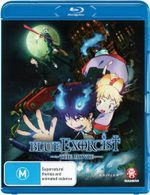 Blue Exorcist The Movie - Ryutaro Okiayu