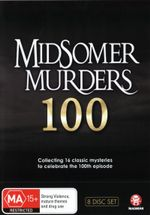 Midsomer Murders 100 (Limited Edition) - John Nettles